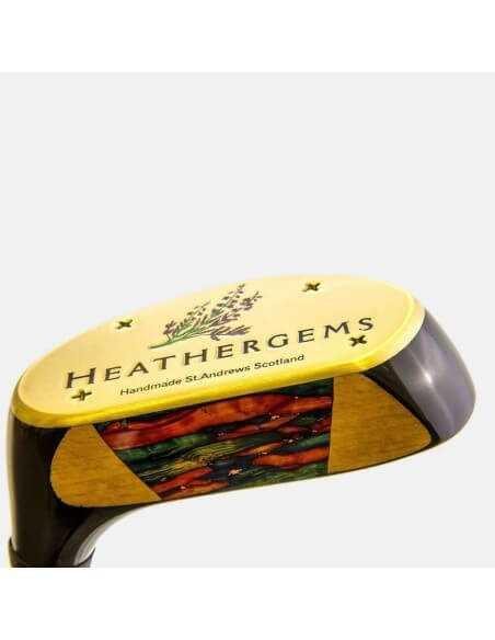 St Andrews Golf Co `Heathergem` Putter